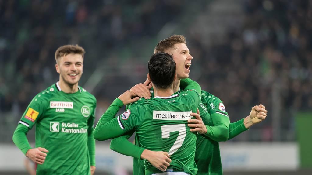 FC St.Gallen testet gegen Bayer Leverkusen