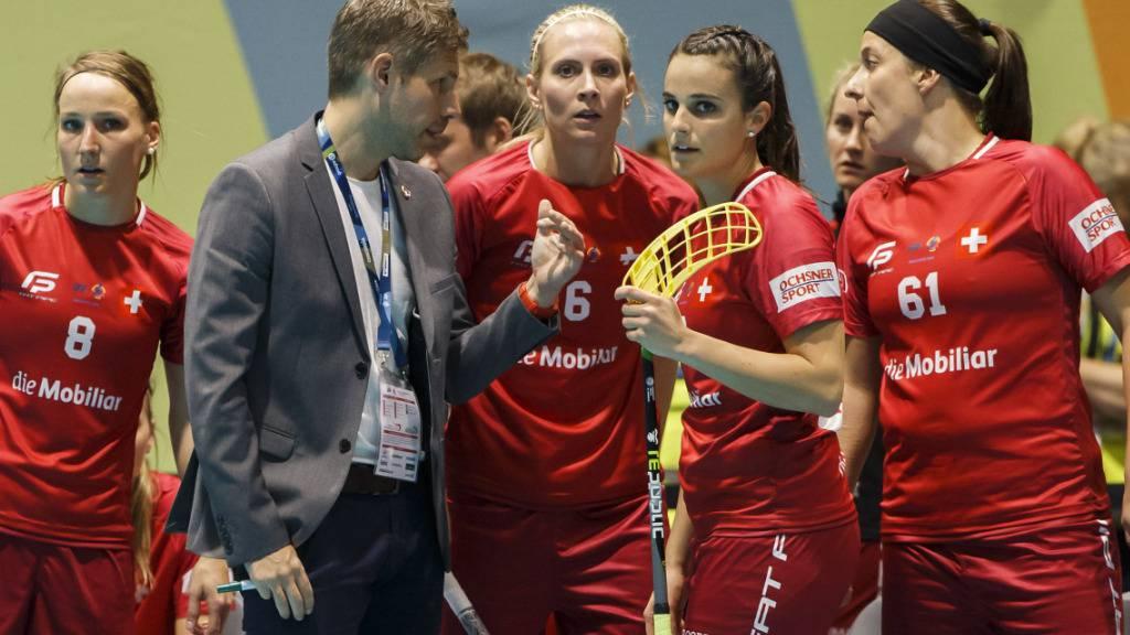 Schweiz qualifiziert sich automatisch für Unihockey-WM