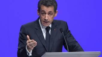 Am Montag will Nicolas Sarkozy zusammen mit Angela Merkel Details zur Euro-Rettung präsentieren