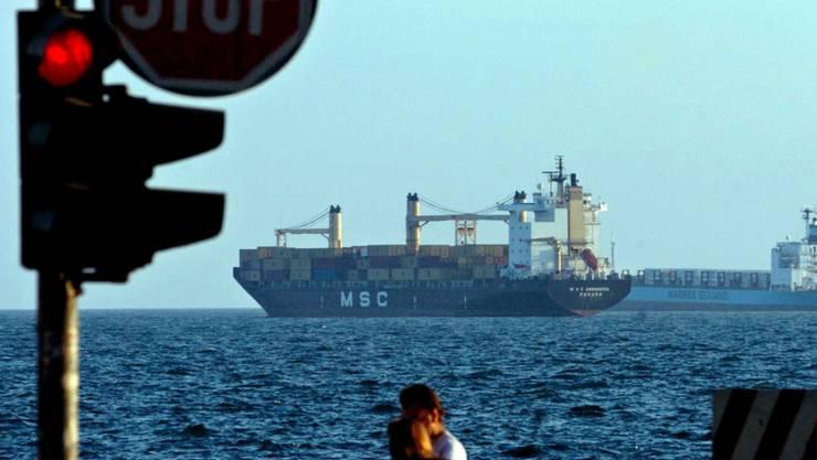 Die Privatisierung des zweitgrössten griechischen Hafens in Thessaloniki ist unter Dach und Fach. (Archiv)