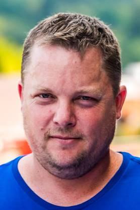 Daniel Berweger, Präsident Guggenmusik Reppischfäger Dietikon