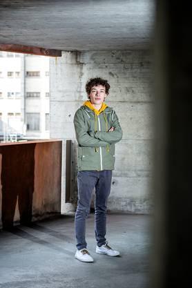 Nemo Mettler ist die Rap-Nachwuchshoffnung der Schweiz
