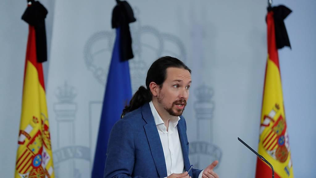 Mitten in Corona-Krise: Spanien führt «Grundeinkommen» ein