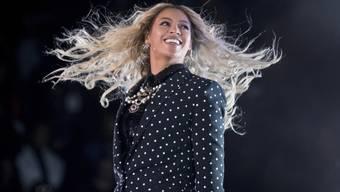 Abräumerin des Jahres: R&B-Sängerin Beyonce hat 2017 von allen Musikerinnen am meisten Geld verdient. (Archivbild)
