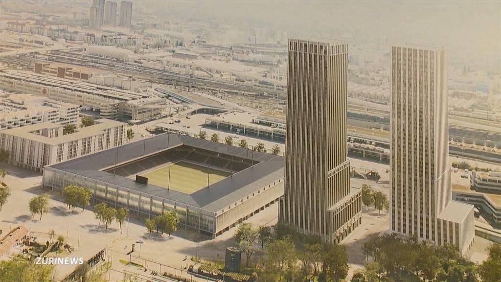 Zank um Hardturmstadion droht trotz Volksentscheid weiterzugehen