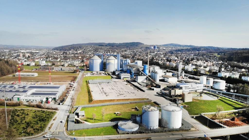 Güterzug auf dem Areal der Zuckerfabrik Frauenfeld entgleist