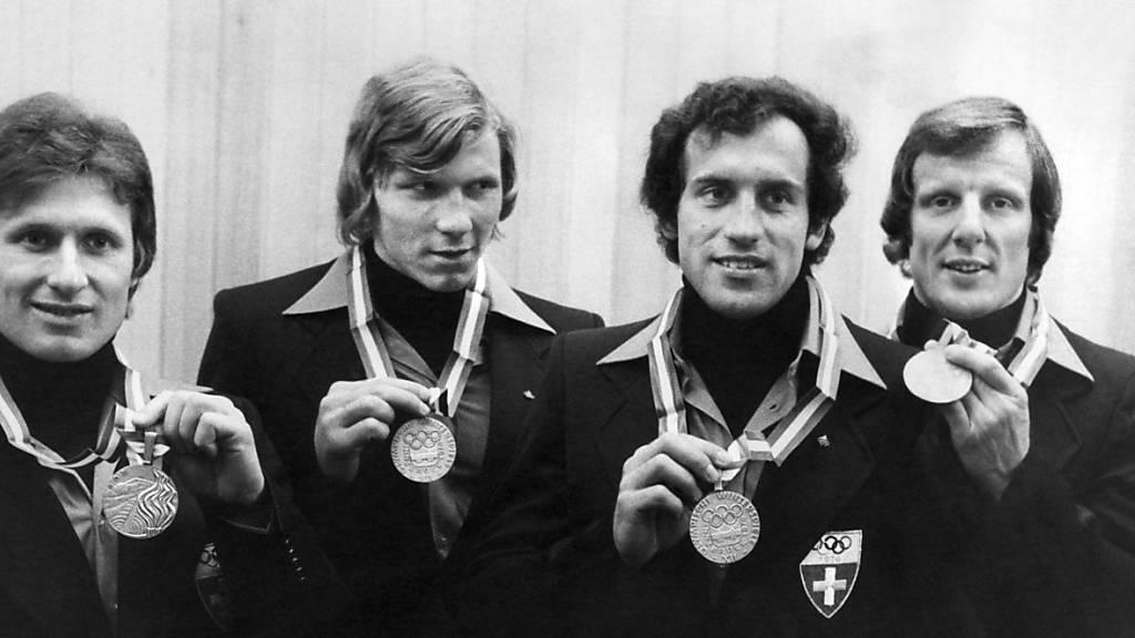 Bob-Olympiasieger Sepp Benz gestorben