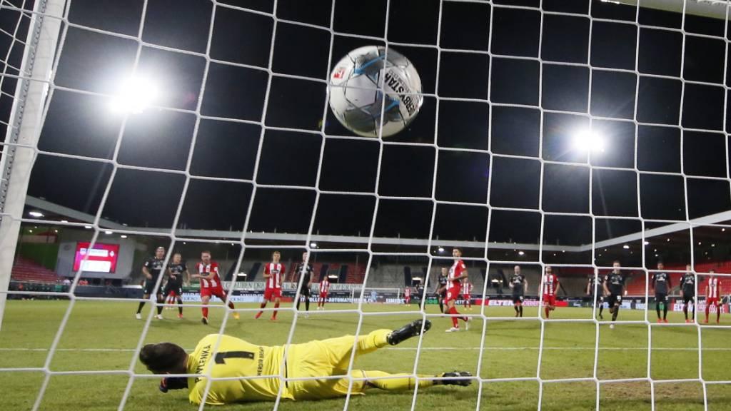 In Deutschland könnte im Herbst wieder vor Fans gespielt werden