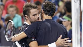 Stan Wawrinka und Roger Federer ermitteln den Schweizer French-Open-Halbfinalisten 2019.