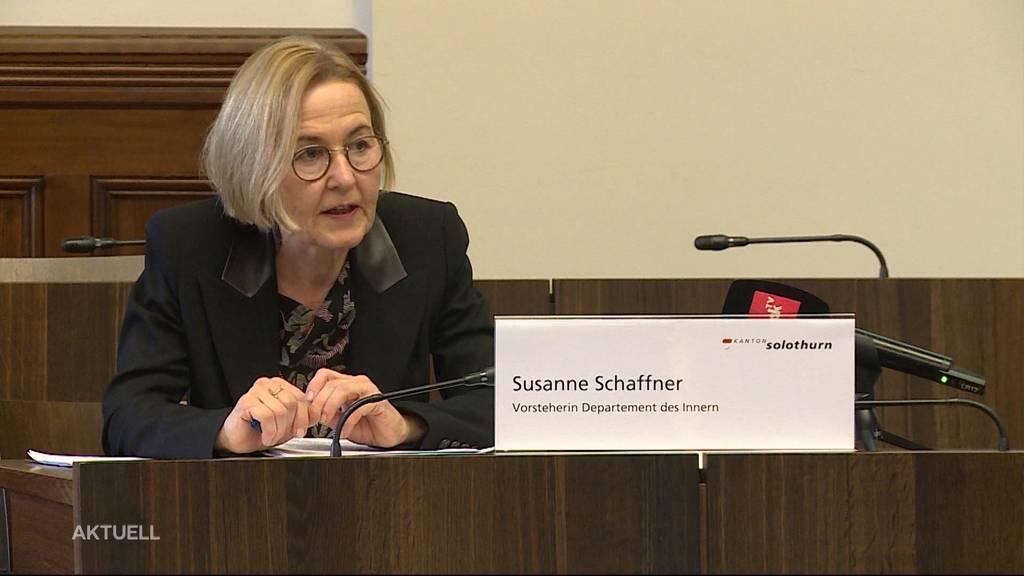 Weiterer Lockdown: Nun schliesst auch der Kanton Solothurn etliche Geschäfte