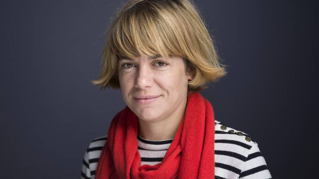 Die Autorin Julia Weber erhält die Alfred Döblin-Medaille 2018 der Akademie der Wissenschaften und der Literatur in Mainz. (Archiv)