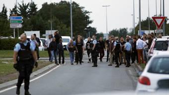 Mann erschiesst Baby und drei Erwachsene in Nordfrankreich