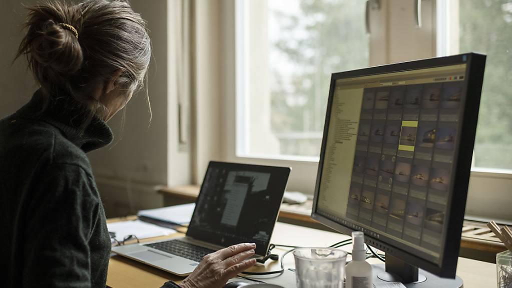 Online-Handelsplatz Ricardo boomt dank Home Office. (Symbolbild)