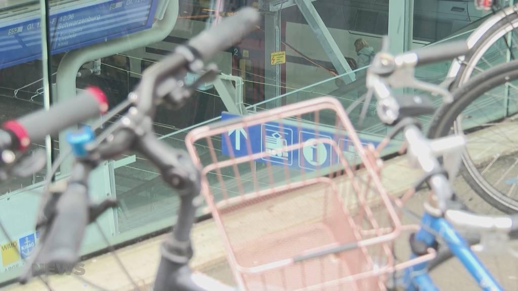 Komplizierter und teurer? Reservationspflicht für Fahrräder in Intercity-Zügen