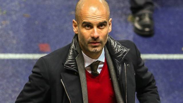 Pep Guardiola eilt mit Bayern von Rekord zu Rekord