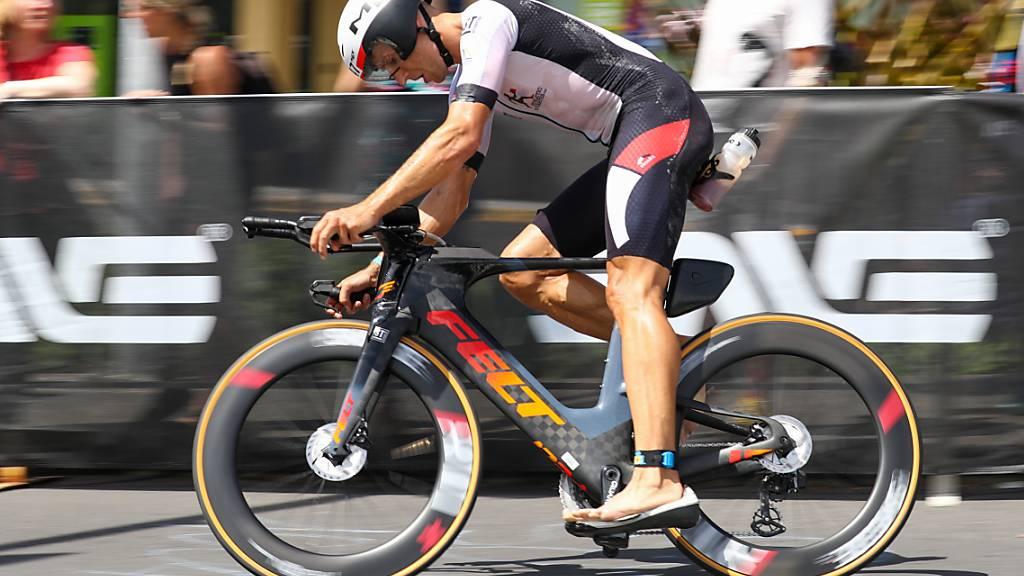 Koutny und Derron erstmals Schweizer Triathleten des Jahres
