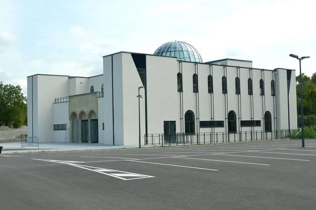 Der Bau umfasst rund 2000 Quadratmeter und drei Ebenen