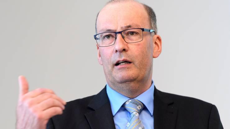 Bauernpräsident Markus Ritter.