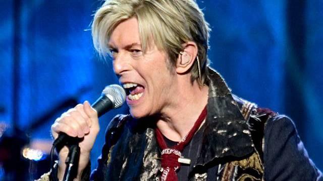 Rockstar David Bowie (Archiv)