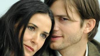 Moore und Kutcher sind seit gut sechs Jahren verheiratet