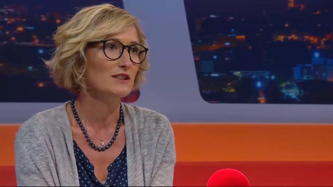 Susanne Hochuli sieht SVP-Kandidaten als geeigneten Gesundheitsdirektor