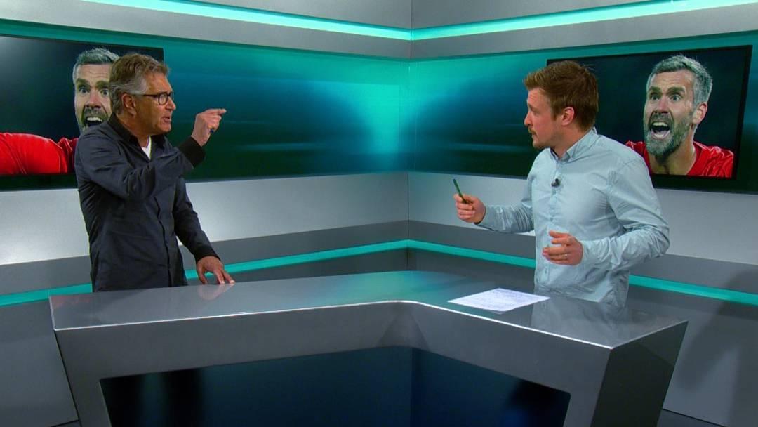 Die wichtigste Frage in der Kaderplanung: Soll der FC Aarau mit Stefan Maierhofer verlängern?