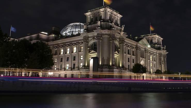 Die AfD steigt immer mehr in der Wählergunst bei den Deutschen. (Archivbild Deutscher Bundestag)