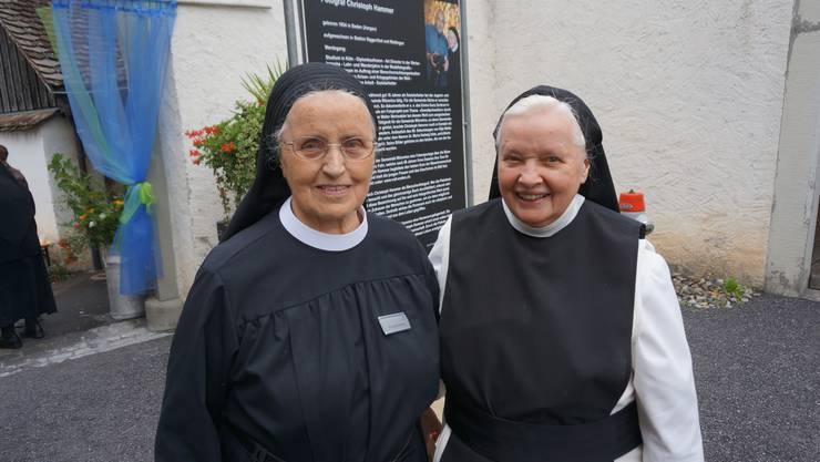 Schwester Assumpta denkt ihr Kloster (Kloster Wurmsbach) wäre einem solchen Buch und Fotoprojekt auch nicht abgeneigt.