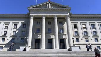 Das Bundesgericht erachtet die bedingte Entlassung eines Mörders als zu gefährlich. (Archivfoto)