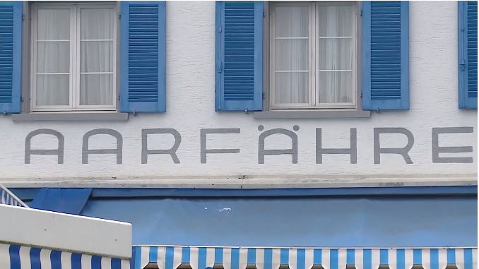 Das Erlebnisrestaurant «Aarfähre» schloss, weil Markus Schupp (63) alias Käpten Jo Junior im März 2018 in Pension ging.