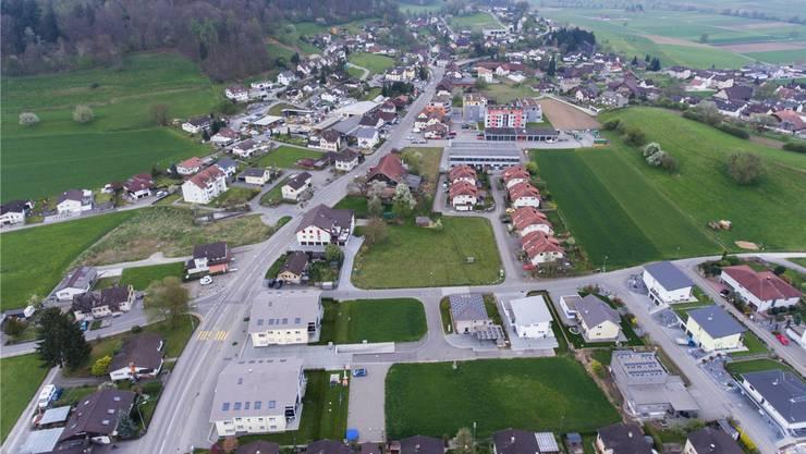 Moosleerau sucht fusionswillige Gemeinden im Suhrental. (Archiv)