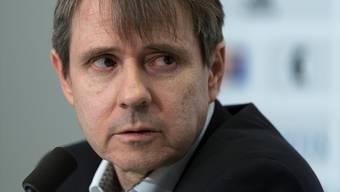 FCB-Präsident Burgener.