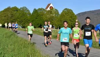 Wengi-Berglauf 2017
