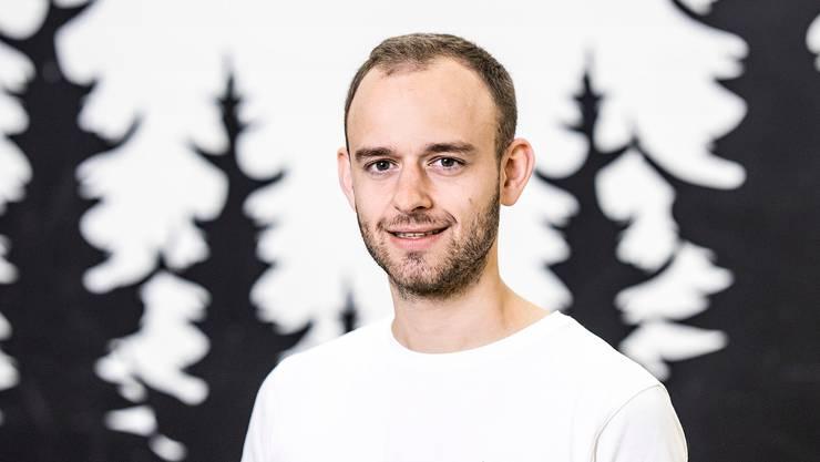 Mitgründer und CEO des 2016 gegründeten Start-ups Nikin. Das Modelabel produziert fair und nachhaltig und hat bereits 20 Angestellte. Für jedes verkaufte Produkt wird ein Baum gepflanzt.