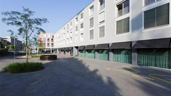 Das Defizit des Pflegezentrums Salmenpark beschäftigte die Gmeind. az archiv