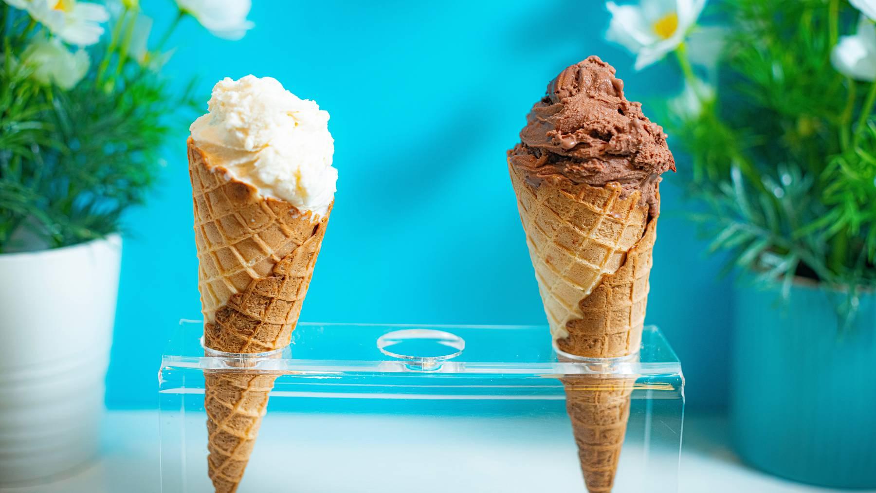 Ice Cream, Glace, Eis
