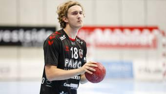 HSC-Talent Daniel Parkhomenko überzeugt im bisherigen Saisonverlauf mit starken Auftritten.