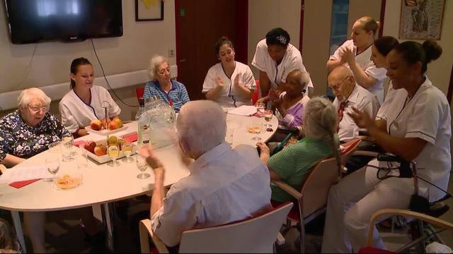 Teil 4: Italienische Charmebolzen im Pflegeheim