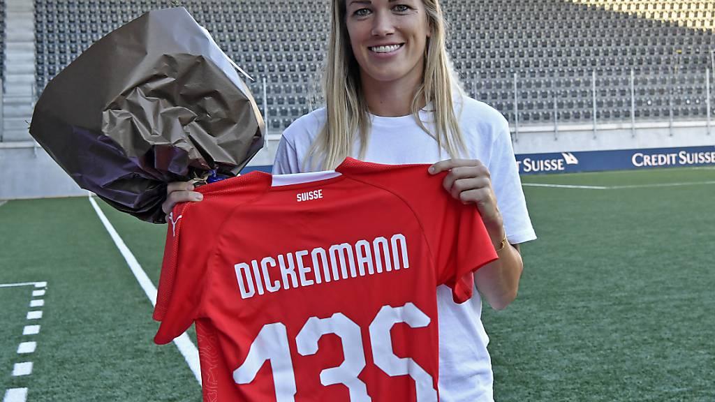 Lara Dickenmann beendet im Sommer ihre Karriere