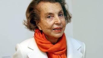Liliane Bettencourt klagt gegen ihre Tochter (Archiv)