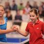 2011 in Prag spielten Belinda Bencic und Jelena Ostapenko erstmals gegeneinander. Ihre Lebenslinien kreuzten sich danach immer wieder.