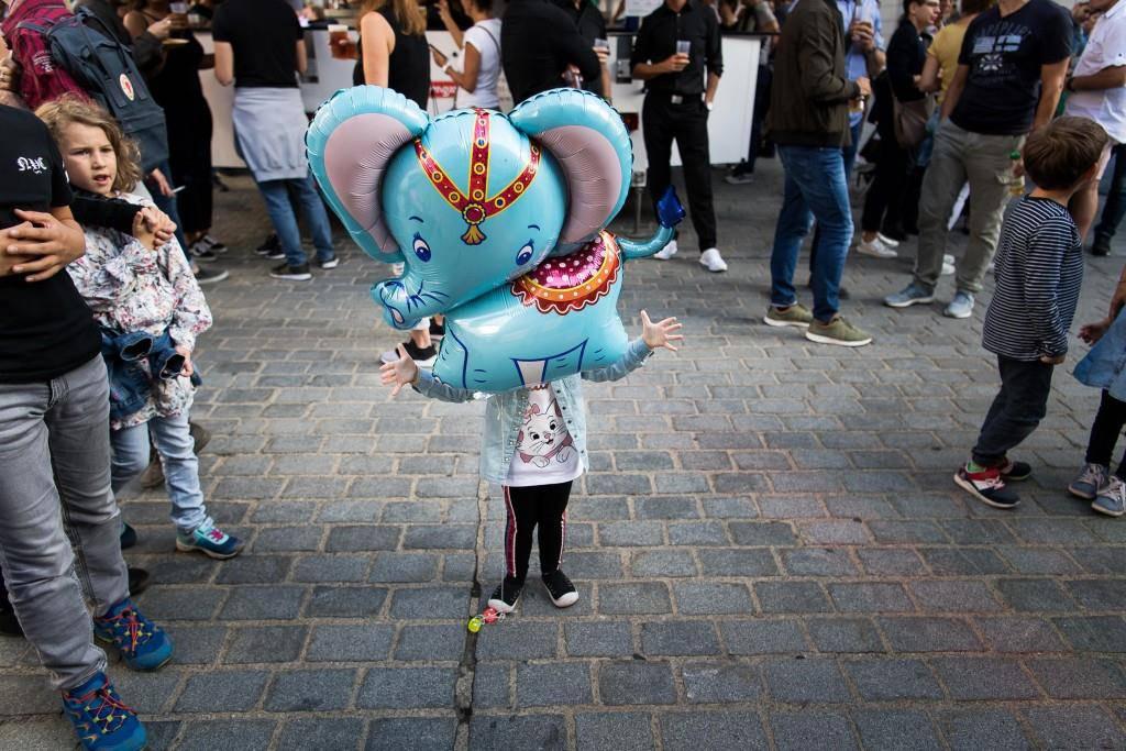 Der Freitag vom St.Galler Fest 2019 (© Tagblatt/Sonja Lüthi, Michel Canonica)