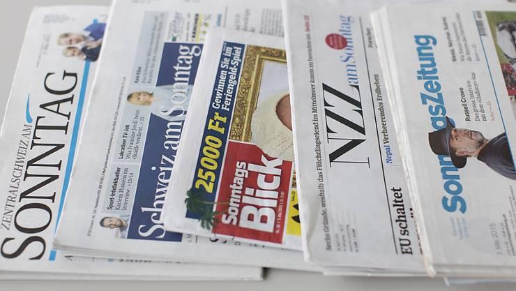 Asylwesen, SBB, Bundesratskandidat: Drei der Themen der Sonntagszeitungen (Archivbild)