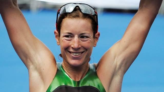 Nicola Spirig kann nicht nur über die Olympische Distanz siegen