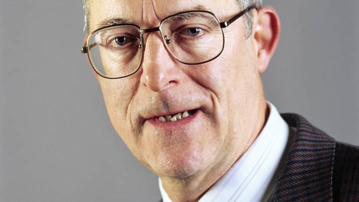 Alt Nationalrat Peter Baumberger (CVP).