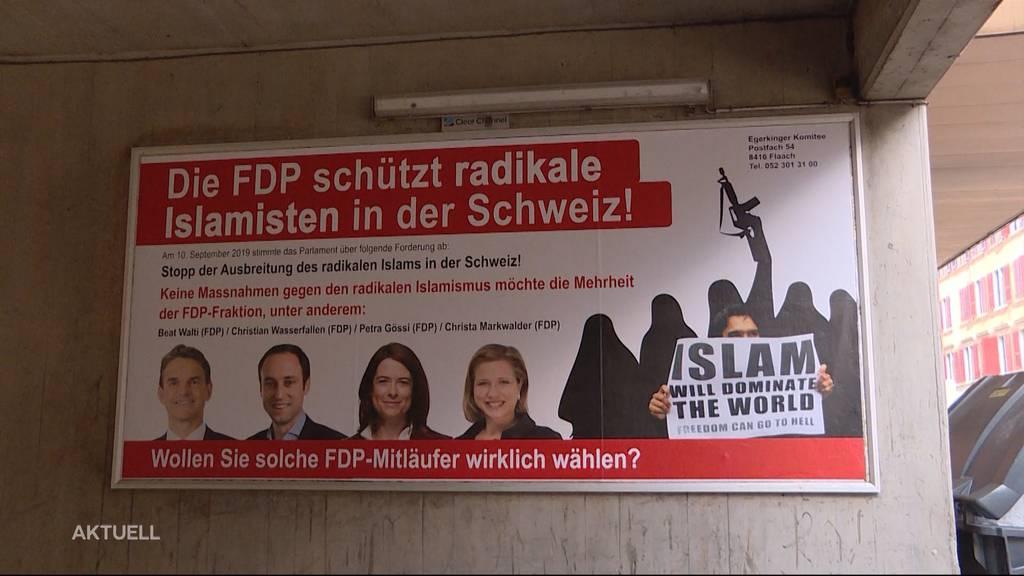SVP-Nationalrat unterstellt: FDP-Politiker schützen radikale Islamisten