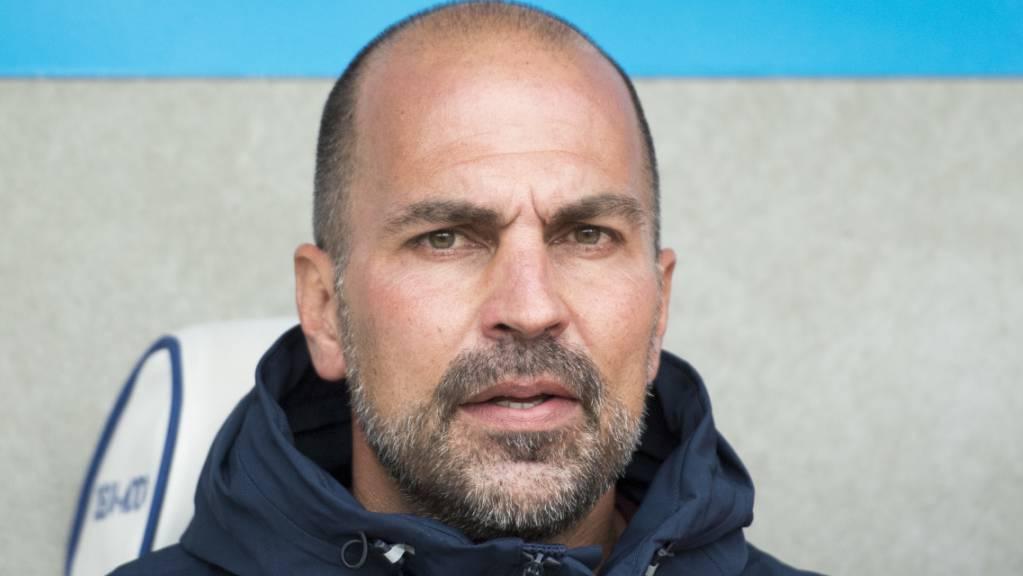 Ist seinen Trainerjob in Australien los: Der frühere Luzern-Coach Markus Babbel wurde bei den Sydney Wanderers entlassen