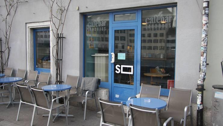 Die Cafébar Landhaus wird auch an den Filmtagen bis 4 Uhr offen sein.