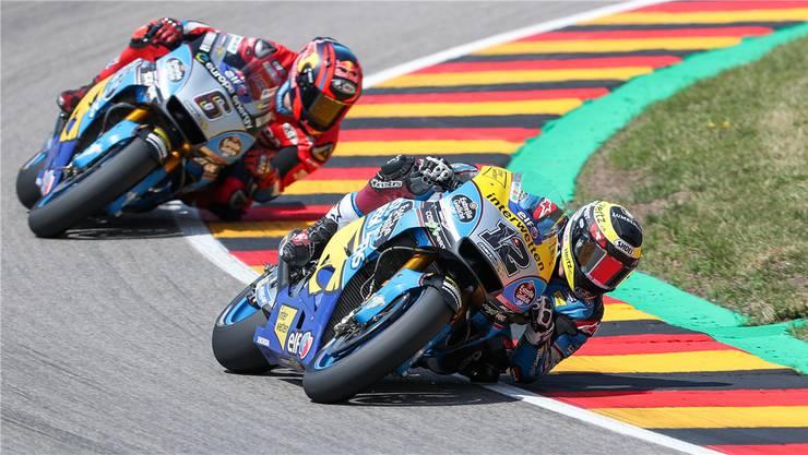 Tom Lüthi ist sportlich völlig von der Rolle – und trotzdem ködern ihn Teams aus der Moto2.keystone