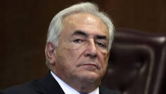 Die New Yorker Staatsanwaltschaft weist die Vorwürfe im Fall Dominique Strauss-Kahn (im Bild) zurück (Archiv)